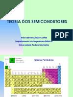 Teoria de Semicondutores