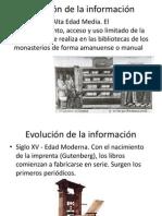 Evolucion Informacion y Definicio Centros de Computo