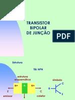 TBJ - estrutura, operação e características