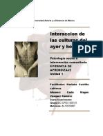 Interaccion de Culturas en Oaxaca