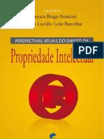 Perspectivas Atuais Do Direito Da Propriedade Intelectual - AVANCINI, Helenara e Outros