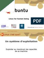 Presentation Ubuntu