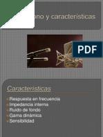 Micrófono y características