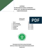 Laporan Magang Pra PKL II