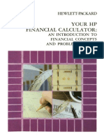 HP Intro to Financial Concepts