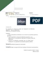 (85096357) Practica No.4 Gestion de Proceso en DEBIAN 7