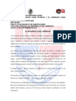 Articulo Sobre El Desarrollo Del Liderazgo Por Mario Ortiz Diaz