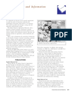 Publications and Information