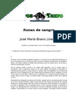 Bravo Lineros J.M. - Runas de Sangre