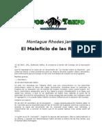 Montague Rhodes, James - El Maleficio de Las Runas