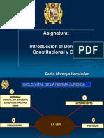 Leccion 2.- Fundamentos Del Derecho - La Ley