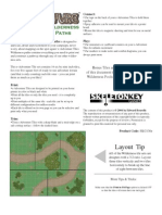Adventure Tiles - Wilderness Paths - E-D&D d20 Whq Hq Rpg