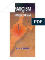Fascism of Sangh parivar  - Ram Puniyani