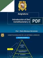 Leccion 4.- Derecho Constitucional