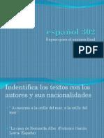 Espanol Exam Review