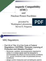 Ferguson EMC Test Fundamentals and Nuclear Power