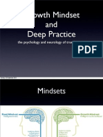Mindset and Deep Practice Intro