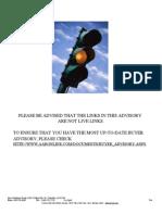 Arizona Buyer Advisory
