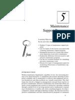 05 Maintenance Support Program
