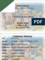 Euro Disney (Adnan Amir)
