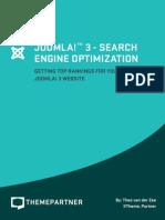 Joomla! 3 Search Engine Optimization - Theo Van Der Zee
