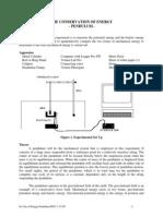 8c Con of Energy Pendulum RGC 1-15-09