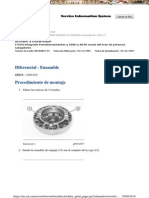 Manual Ensamble Diferencial Cargador Frontal 950h Caterpillar