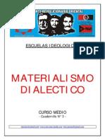 Materialismo Dialectico Medio n3