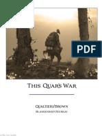This Quars War