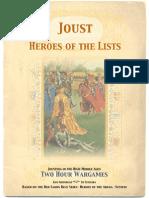 JoustComplete PDF