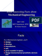 Facts About MECHANICAL BRANCH