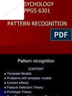 Pattern Recognition - Presentation