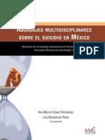 Abordajes multidisciplinares sobre el suicidio en México