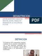 DESNUTRICION TUNAL