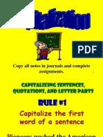 Capitalization 1