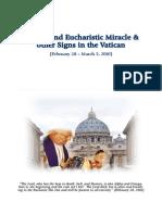 Julia Kim Segni in Vaticano