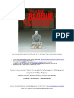 Dossier Artistique a La Rue O-Bloque