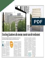 Fd-Artikel de Beurs 25 Juni 2012