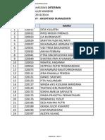 Mandiri Polinema 2013 d4 Akuntansi Manajemen