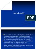 43850203 Social Audit