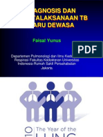 Diagnosis Tb Paru Dewasa 2010