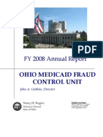2008 Health Care Fraud Report