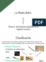 La Flauta Dulce (1)