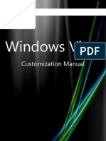 Windows Vista Customization Manual