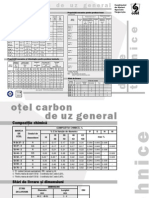 Otel Carbon de Uz General