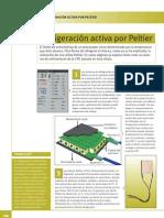 RefrigeraciónActiva por Peltier - spidergim