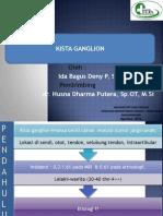Slide Kista Ganglion