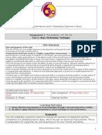 U23 Assignment 1