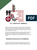 La Cuestion Armenia Waffen Ss - Alemania Nazi Tercer Third Reich Adolf Hitler Leon Degrelle