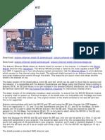 Arduino A000056 Datasheet